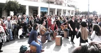 Flamenco ad Ostia