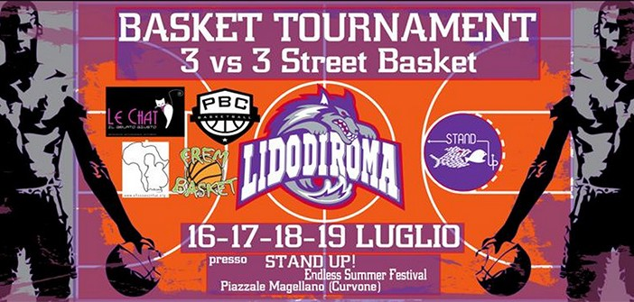 Street Basket Ostia