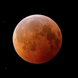 Superluna di sangue