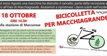 Bicicolletta Oasi Macchiagrande