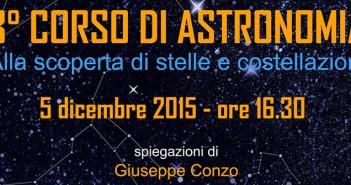 Corso di Astronomia a Palidoro