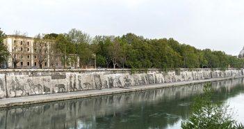 La storia di Roma viaggia sugli argini del Tevere