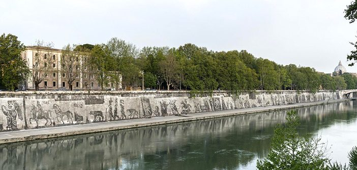 William Kentridge, Lungotevere
