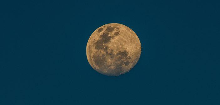La notte della Luna: Palidoro 8 ottobre