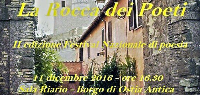 La Rocca dei Poeti, II Festival Nazionale di poesia