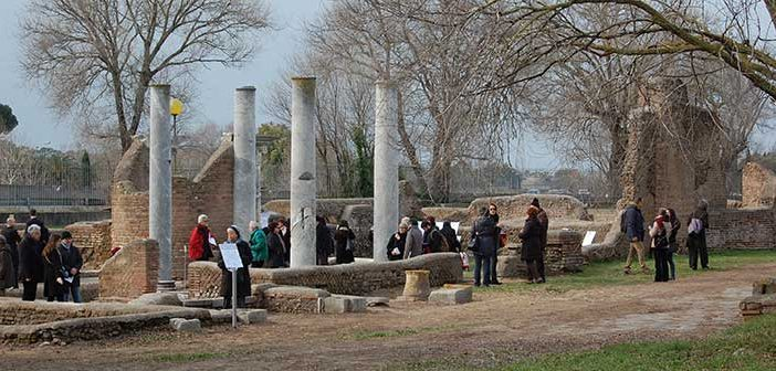 Sinagoga di Ostia Antica