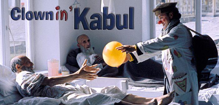 Biblioteca Elsa Morante: Clown in Kabul, film-documentario