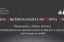 Parco Archeologico Ostia Antica, archeologia e legalita