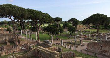 Scavi Ostia Antica