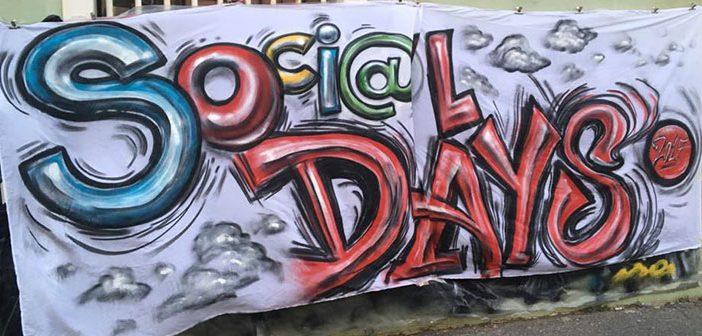 Social Days, 11-15 luglio