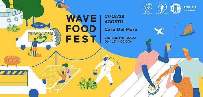 Wave Food Fest, il Festival dell'arte culinaria