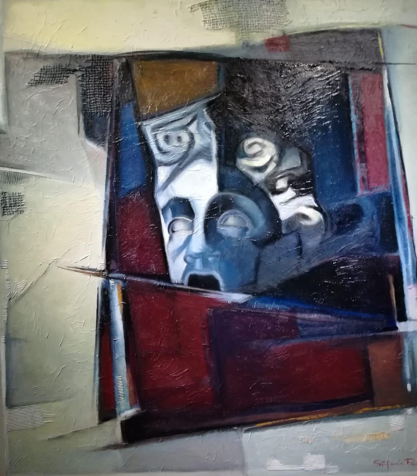Maschera, Vita, Emozioni di Stefania Panelli