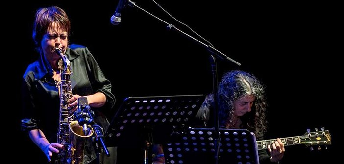Chiamata alle Arti:  musica Jazz con il Duo Di Majo-Salsone