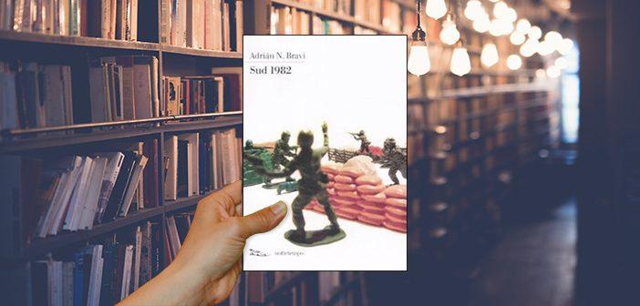 Incontro con l'autore: Adrián Bravi in Sud 1982