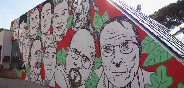 Il murales della discordia. La voce dei docenti