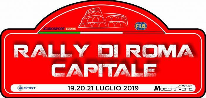 Rombo di motori ad Ostia per il Rally di Roma Capitale