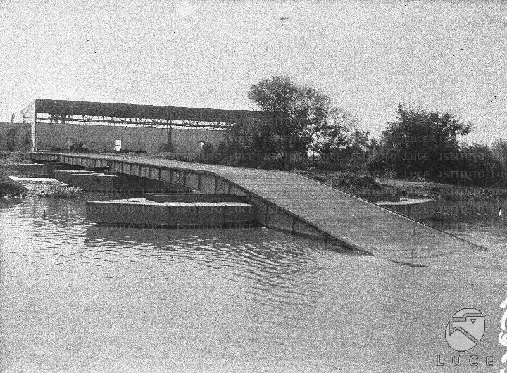 Ostia, Idroscalo 1929 da Istituto Luce