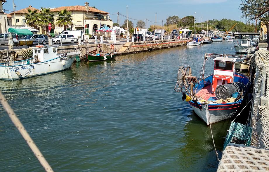 Il Borghetto dei Pescatori e la pesca artigianale, Andrea Poggi