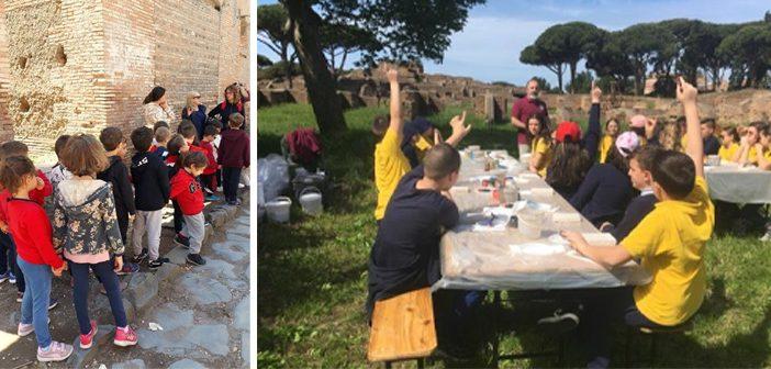 Open Day del Servizio educativo del parco archeologico di Ostia Antica