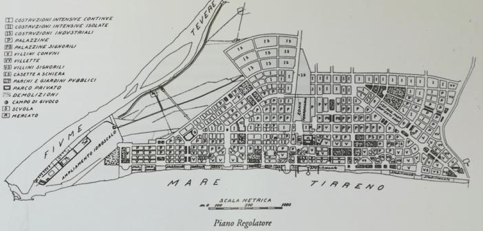 Un progetto per Ostia, ovvero la Città incompiuta