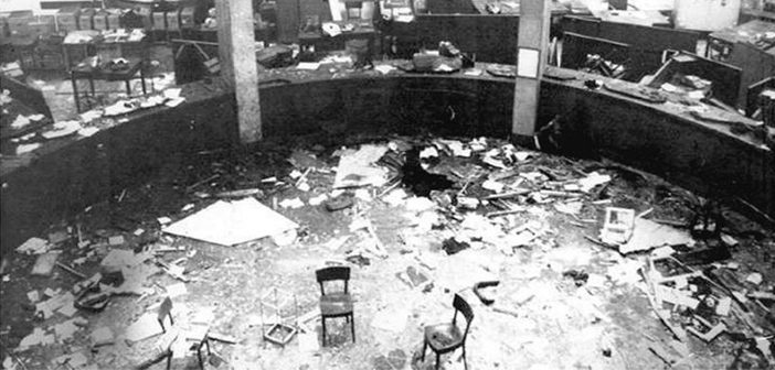 La biblioteca Elsa Morante ricorda la strage di Piazza Fontana