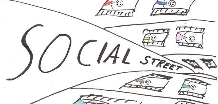 Social street: la poesia per la Sostenibilità